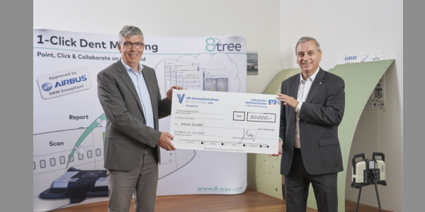 8tree receives Innovationprize