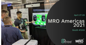 8tree at MRO Americas 2021 in Orlando
